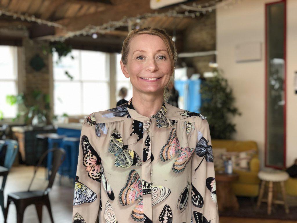 Jo Chidley, the Founder of Beauty Kitchen