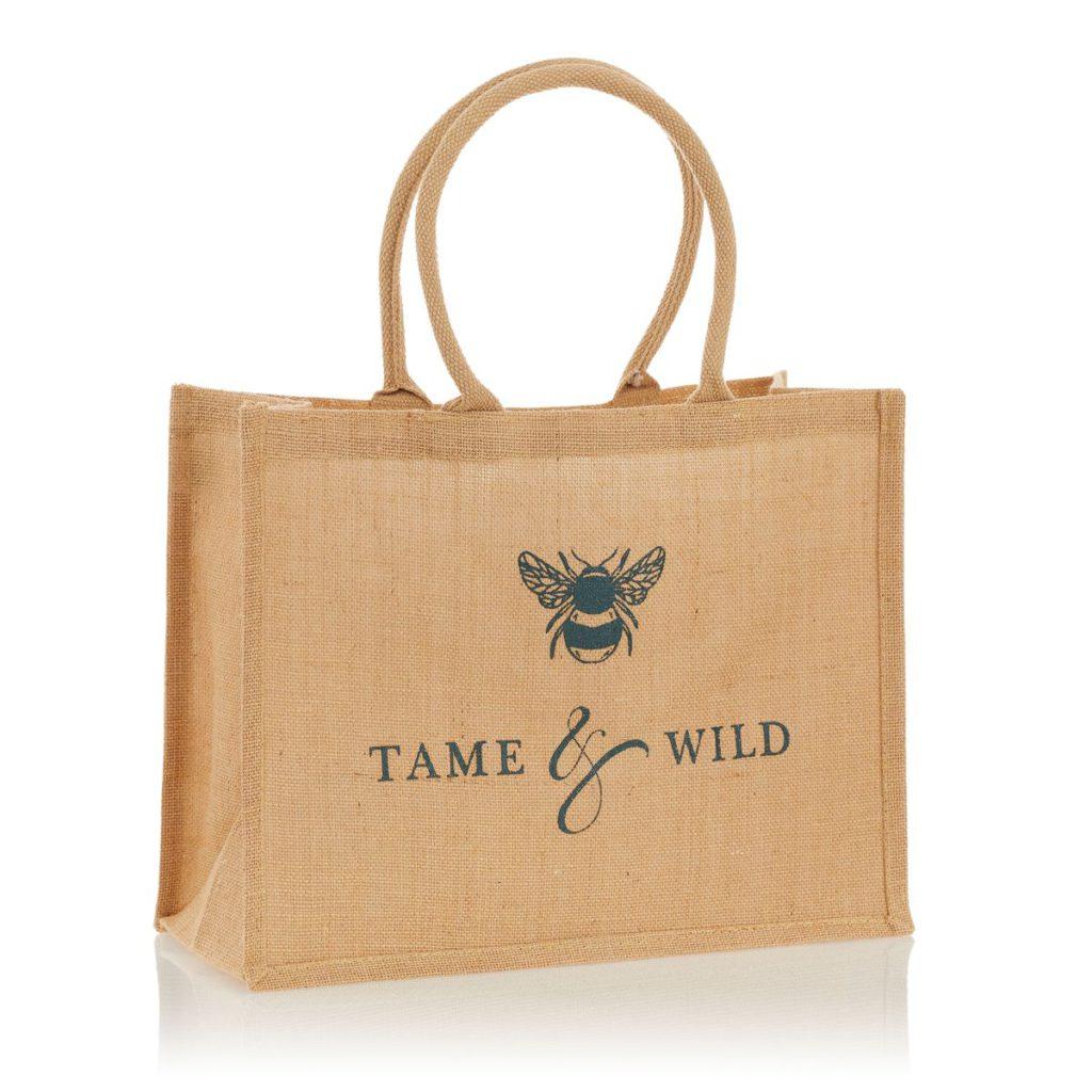 Tame & Wild gift bag