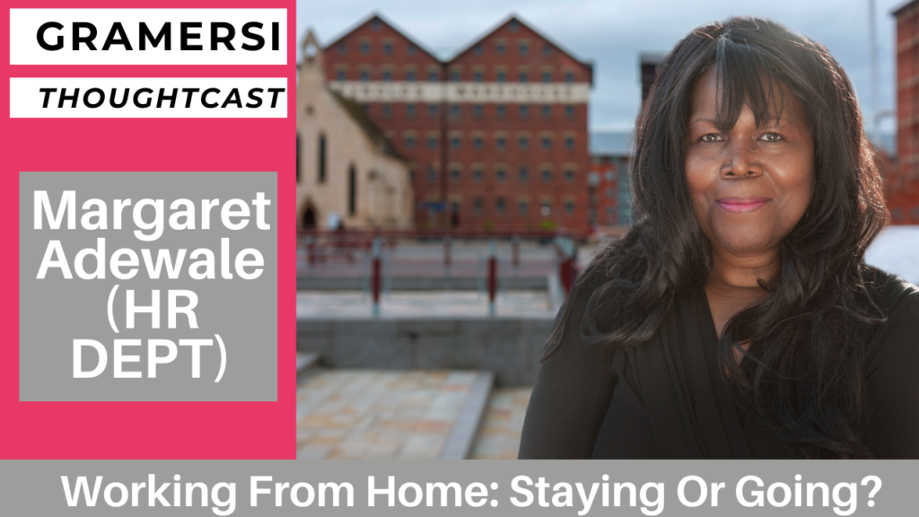 We sat down with Margaret Adewale from HR DEPT, who gave us the low-down on whether working from home will stay or go, post COVID-19.